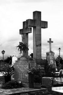Friedhof  von Tobias Pfau