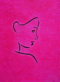 Pink Lady von Erika Buresch