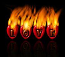 """Brennende Liebe  """"Burning Love"""" von DoC GermaniCus Fotografie"""