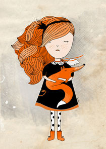Foxy by Kristina  Sabaite