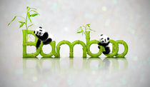 Cute panda wallpaper von alfoart