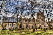 St Mary's Church Great Dunmow von David Pyatt