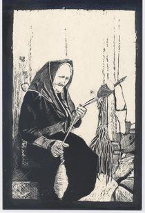 preparing flax by ana-jacob