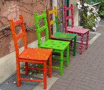 Stühle von Erika Buresch