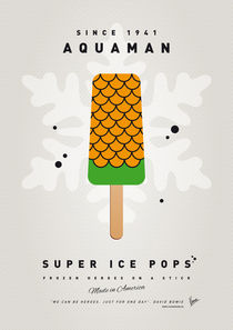 My SUPERHERO ICE POP - Aquaman von chungkong