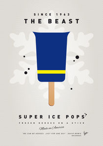 My SUPERHERO ICE POP - The Beast von chungkong