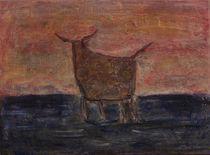 Stier I von Angela Dieckmann
