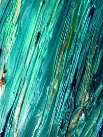 Abstrakt Grün von Martin Uda