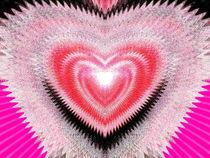 Shimmer Heart von Irfan Gillani