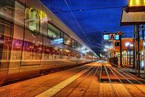 Ghost Train  von Frank Voß