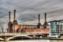 Battersea Power-Station London by David Pyatt