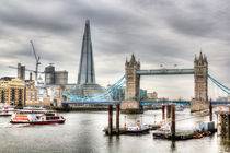 The River Thames by David Pyatt