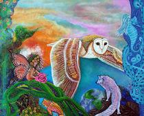 Worlds Away von Laura Barbosa
