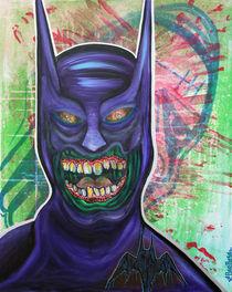 Zombie Batman von Laura Barbosa