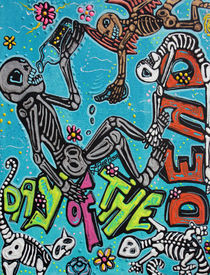 Day Of The Dead Celebration von Laura Barbosa