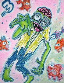 My Pet Zombie #3 - Fish Bait von Laura Barbosa