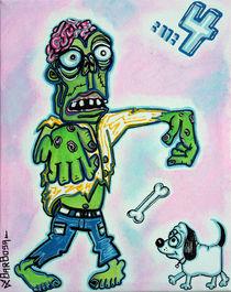 My Pet Zombie #4 - Here Boy von Laura Barbosa