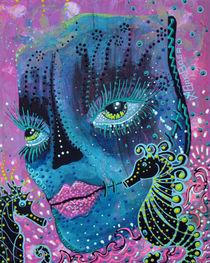 Seahorse Serenade von Laura Barbosa