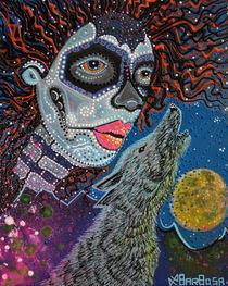 Spirit Of The Wolf von Laura Barbosa