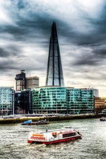 The River Thames  von David Pyatt