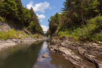Quechee Gorge by John Bailey