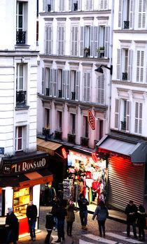 Montmartre by Bastian  Kienitz