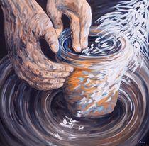In the Potter's Hands von eloiseart