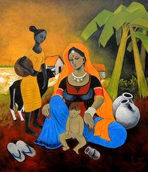 Beauty of rural India von Lalit Kumar Jain