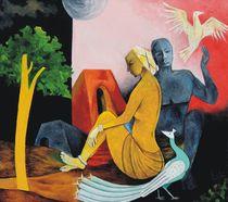 Love birds von Lalit Kumar Jain
