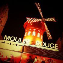 Paris Moulin Rouge von mthz