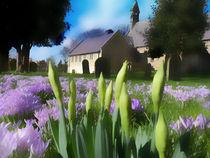 Church with artistic blur von Robert Gipson