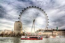 The London Eye von David Pyatt