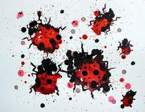 splattered bugs von Condor Artworks