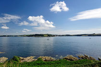 St Mawes from Pendennis Point by Rod Johnson