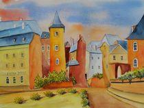Luxemburg by Theodor Fischer