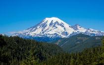 Mount Rainier von John Bailey