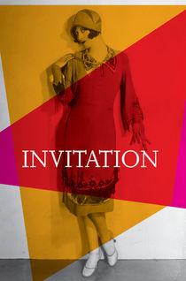 Invitation  by Rene Steiner