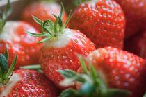 Erdbeeren von Beate Zoellner