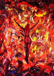 Brennende Liebe by Walter Zettl