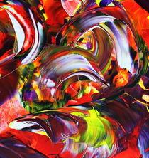 Abstrakt 2 von Walter Zettl
