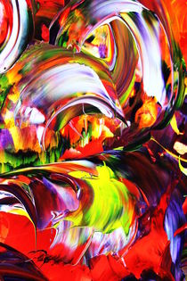 Abstrakt 1 by Walter Zettl