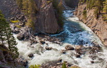 Firehole River Bend von John Bailey