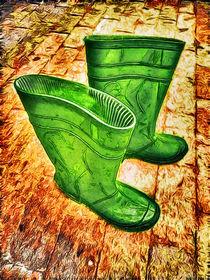 Gumboots by Ken Unger