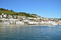 Dartmouth From The River von Malcolm Snook