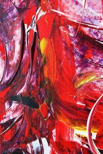 Akt Abstrakt 9 by Walter Zettl