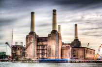 Battersea Power-Station London von David Pyatt