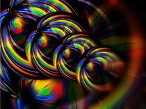 Digital Art 2 by Walter Zettl