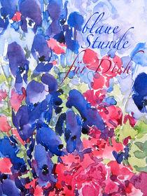 Blaue Stunde nur für Dich! von Sonja Jannichsen