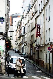 Boulevard de Clichy von Bastian  Kienitz