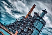 Fabrik - Berlin Oberschöneweide by Viktor Peschel